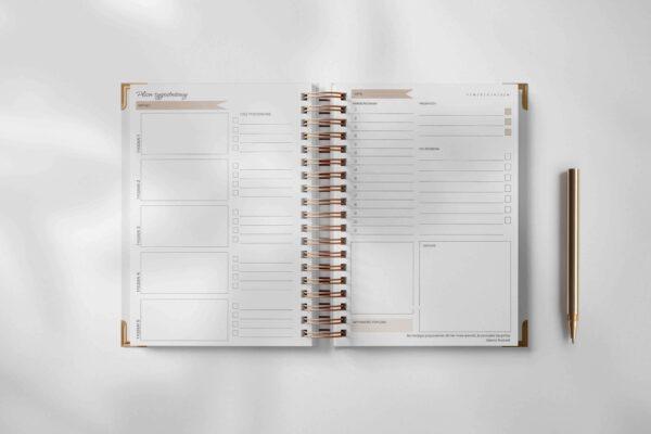 organizer, planner