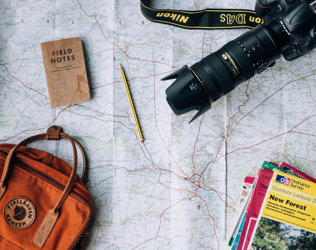 Jak mądrze podróżować