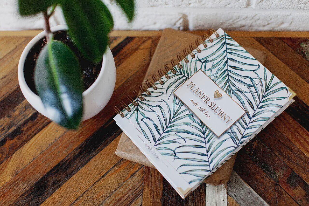 pomoc w planowaniu wesela - planery slubne Make it Easy