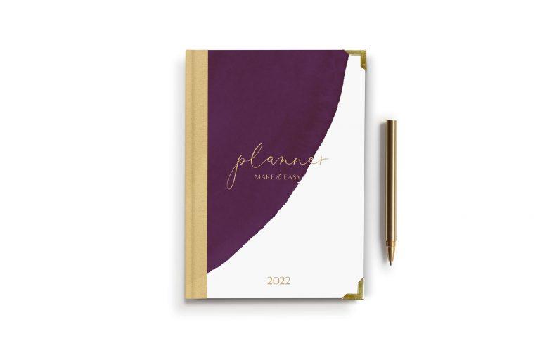 kalendarz dzienny 2022